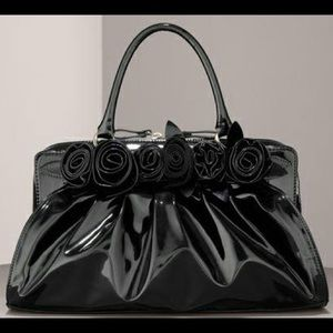Valentino Patent Leather Bag 👠🌹